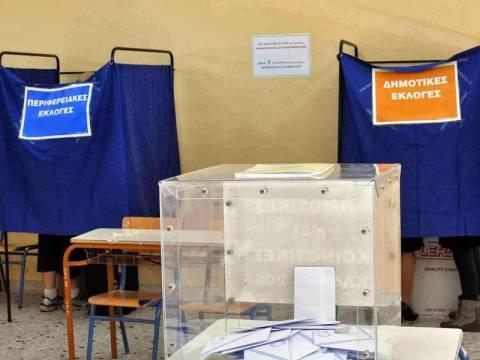 Δημοτικές εκλογές 2014: Μπροστά Καμίνης, Μπουτάρης και Σγουρός
