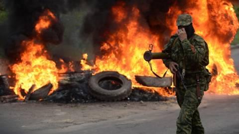 Ουκρανία: Περισσότεροι από 30 νεκροί στο Σλαβιάνσκ