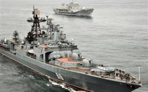 Η Ρωσία θα ενισχύσει το στόλο της στη Μαύρη Θάλασσα