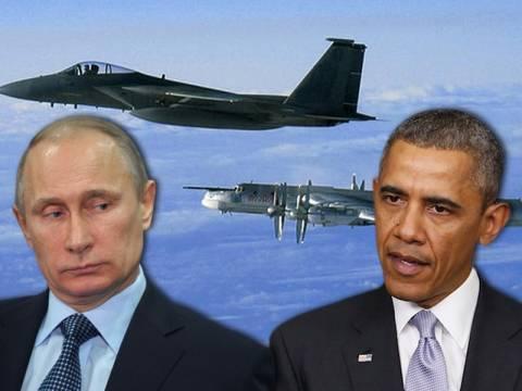 ΗΠΑ: Ρωσικά μαχητικά πάνω από τις ακτές της Καλιφόρνια