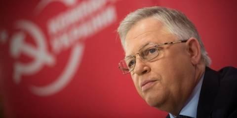 Лидер Компартии Украины: Киев объявил войну своему народу