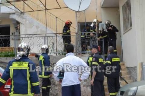 «Συναγερμός» στη Λαμία: Φωτιά σε σπίτι – Βραχυκύκλωσε ο πίνακας