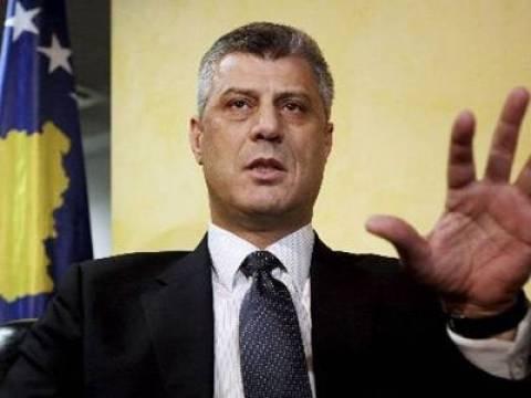 Κόσοβο: Τη διάλυση της Βουλής πρότεινε ο πρωθυπουργός Χ. Θάτσι