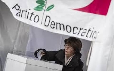 Ιταλία: Αυξάνεται η διαφορά του Δημοκρατικού Κόμματος με το Κίνημα Πέντε Αστέρων