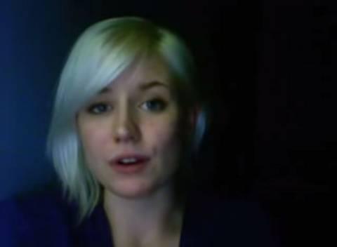 Βιντεοσκόπησε τη στιγμή που έκανε έκτρωση! (βίντεο)