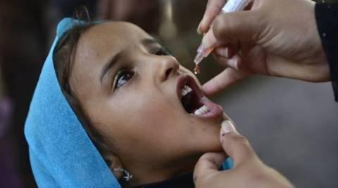 Πακιστάν: Κέντρα εμβολιασμού κατά της πολιομυελίτιδας σε όλα τα αεροδρόμια της χώρας