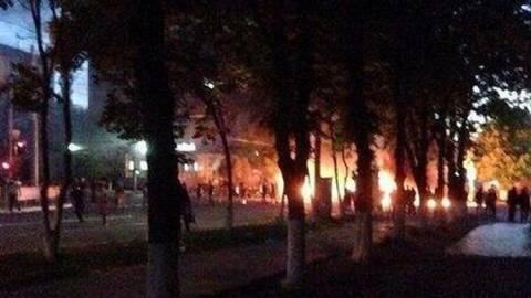 Πυροβολισμοί στη Μαριούπολη: Ένας νεκρός και τρεις τραυματίες