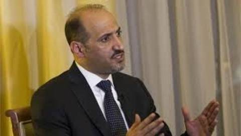 Ο Ομπάμα θα συναντήσει τον επικεφαλής της συριακής αντιπολίτευσης