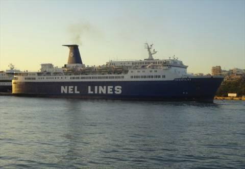 Θεσσαλονίκη: Τραυματισμός ναυτικού σε επιβατικό πλοίο