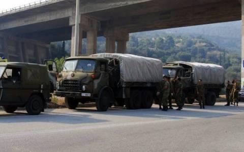 Έβρος: Τροχαίο με μηχανή και στρατιωτικό όχημα