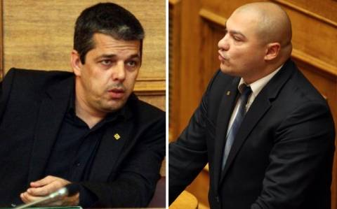 Χαμός στη Βουλή-Έξαλλος ο Κασιδιάρης: Απαγορεύτηκε η είσοδος πολιτών (vid)