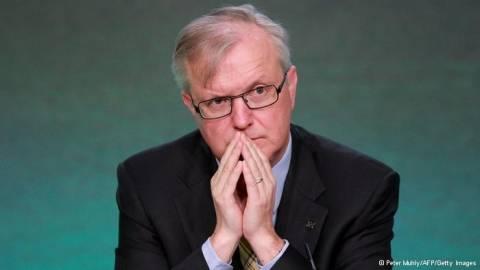 Ολι Ρεν: «Η βιωσιμότητα του χρέους παραμένει πρόβλημα»