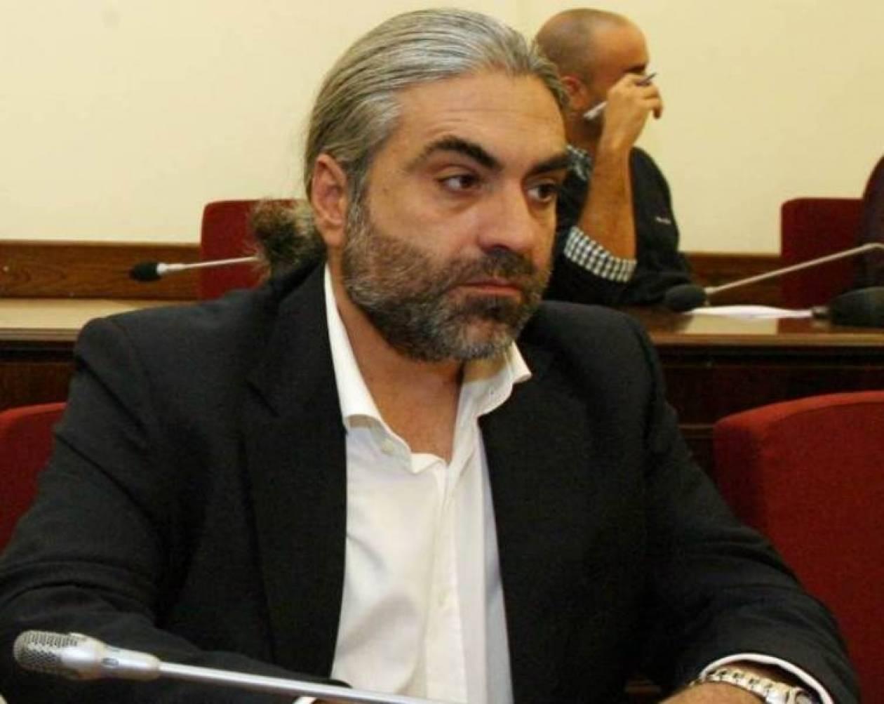 Χρ. Αλεξόπουλος: Δεν έχω καμία σχέση με την εγκληματική δράση της ΧΑ