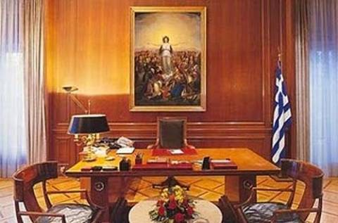 Τι είχε πάνω το γραφείο του Αντώνη Σαμαρά
