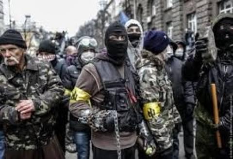 Οι ουκρανικές δυνάμεις ανακατέλαβαν το δημαρχείο της Μαριούπολης