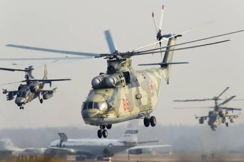 Τα 5 καλύτερα ρωσικά στρατιωτικά ελικόπτερα