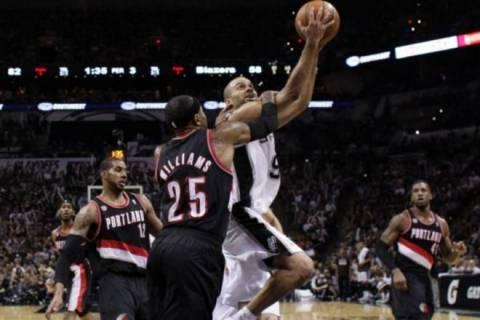 NBA Top 5 (6/5)