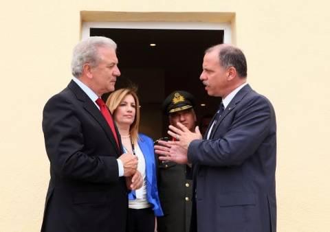 Αβραμόπουλος από Ιορδανία: Σημαντικός ο ρόλος της Ελλάδας στη σταθερότητα της περιοχής