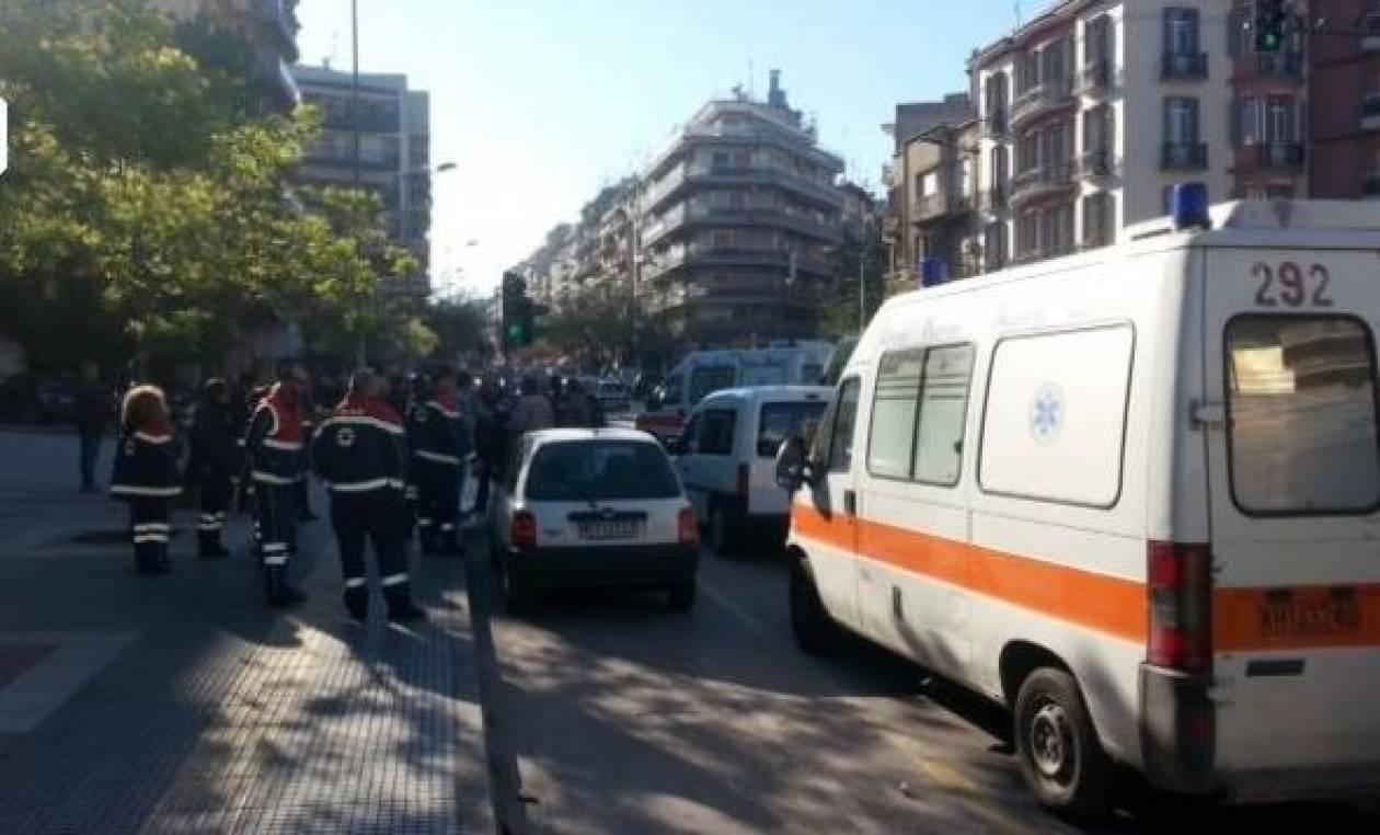 Θεσσαλονίκη: Κινητοποίηση αστυνομίας για τροχονόμο που ένιωσε αδιαθεσία