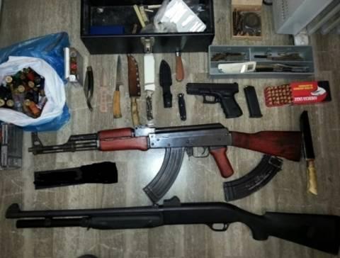 Πέντε συλλήψεις από επιχείρηση «σκούπα» στη Μεσσάρα