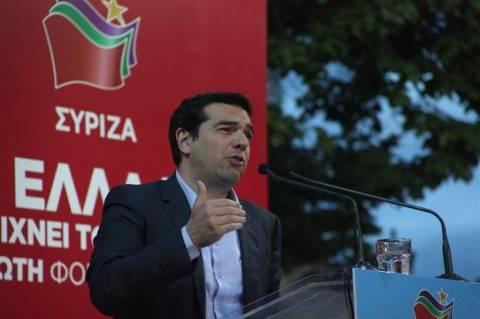 Τσίπρας: Οι ευρωεκλογές θα ανοίξουν τον δρόμο της μεγάλης ανατροπής