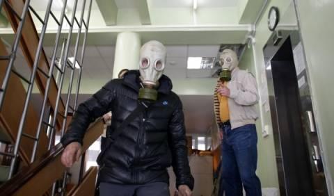 Νέα φρίκη στη Μαριούπολη: Επίθεση με δηλητηριώδη αέρια!