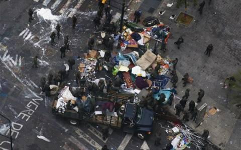 Βενεζουέλα: H αστυνομία διέλυσε κατασκήνωση ακτιβιστών της αντιπολίτευσης