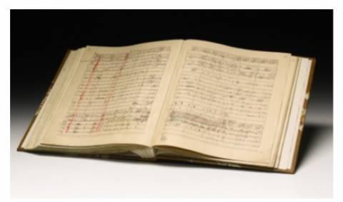 Σε δημοπρασία το μοναδικό χειρόγραφο της Δεύτερης Συμφωνίας του Rachmaninov