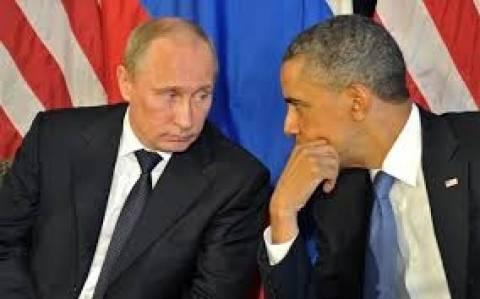 Δεν προβλέπεται συνάντηση Πούτιν- Ομπάμα