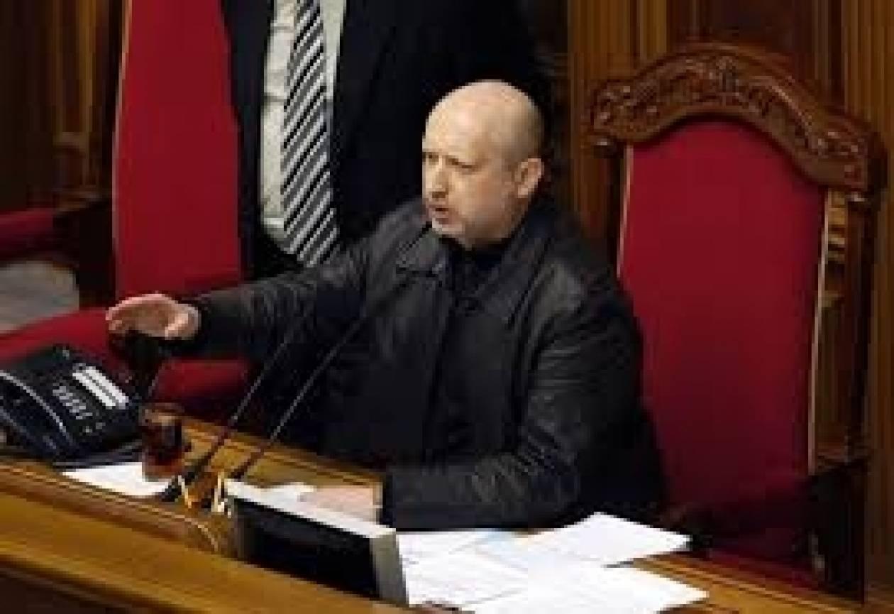 Τουρτσίνοφ: Να δημιουργηθεί «Στρογγυλή Τράπεζα» για την κρίση στην Ουκρανία