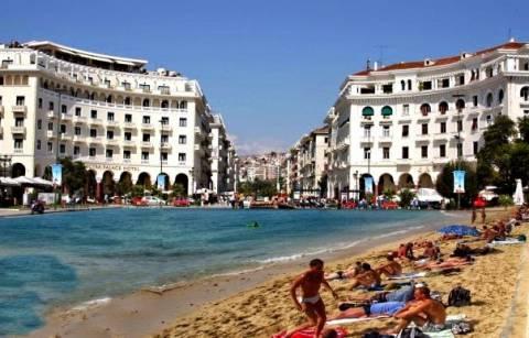 Θεσσαλονίκη: Ανακοίνωση για ελέγχους ποιότητας νερών κολύμβησης