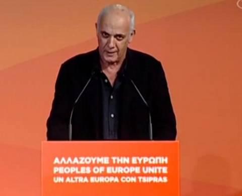 Ευρωεκλογές 2014 - Κιμούλης: Αυτός ο Μάης θα είναι του Α. Τσίπρα (vid)