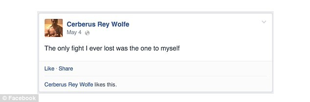 ΣΟΚ: Κατέγραψε την αυτοκτονία του στιγμή προς στιγμή στo Facebook (pics)