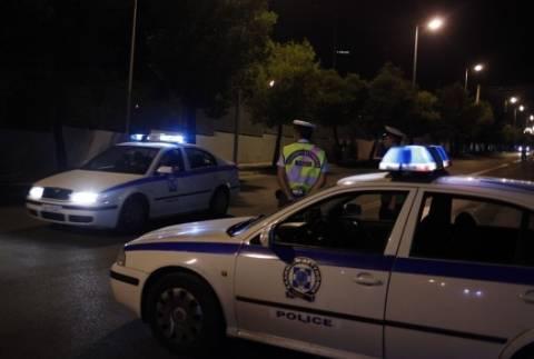 ΣΕΦ: «Κοντράκηδες» διέλυσαν περιπολικά – Τραυματίστηκε αστυνομικός