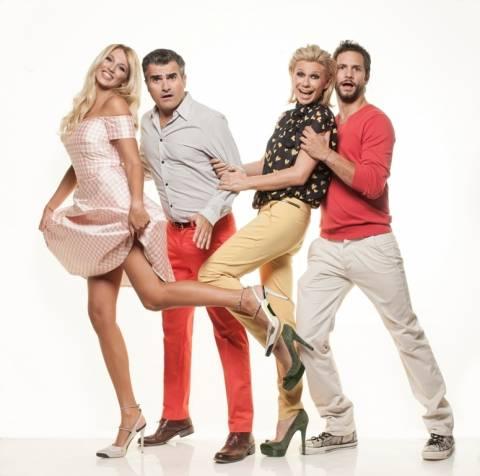 Σε ρυθμούς Eurovision το «Μες στην καλή χαρά»