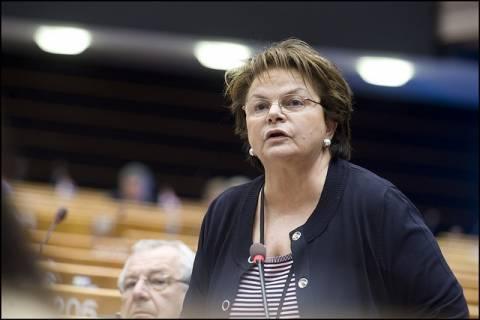 Εκλογές 2014: Η Ν. Τζαβέλα στον Ασπρόπυργο