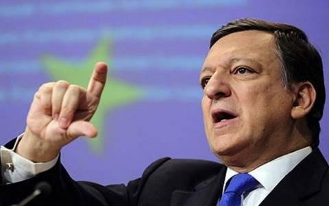 Μπαρόζο: Η ουκρανική κρίση διχάζει την Ευρώπη