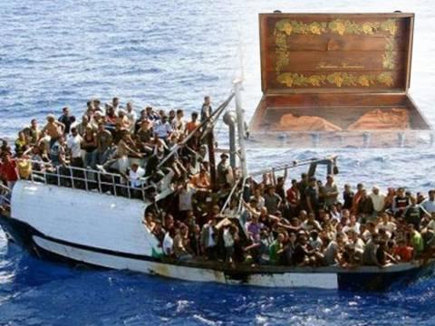 Zaman: Ο τζίρος της τουρκικής παράνομης μεταφοράς μεταναστών