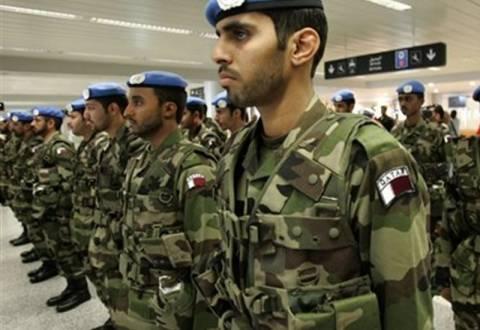 Καταριανοί στρατιωτικοί εκπαιδεύονται στην Αλεξανδρούπολη