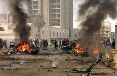 Ιράκ: Έντεκα νεκροί από βομβαρδισμό στη Φαλούτζα