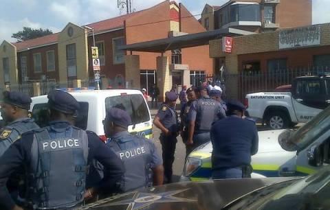 Νότια Αφρική: Τουλάχιστον 59 διαδηλωτές συνελήφθησαν σε ταραχές