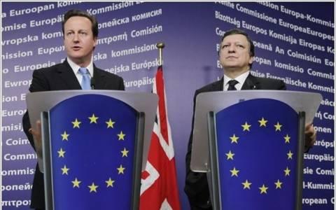 Μπαρόζο: Ολέθρια τυχόν έξοδος της Βρετανίας από Ε.Ε.