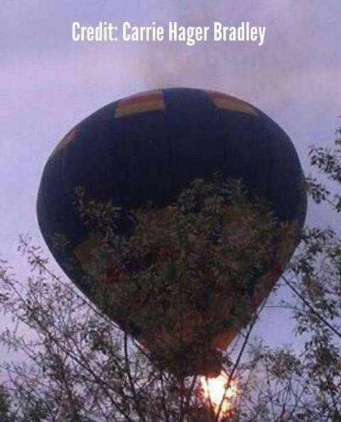 ΗΠΑ: Ένας νεκρός από τη συντριβή του αερόστατου