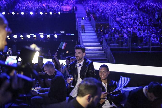 Freaky Fortune και Risky Kidd έτοιμοι για την κορυφή της Eurovision!