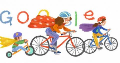 Η ημέρα της μητέρας: Η Google τιμά όλες τις μητέρες