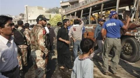 Ινδία: Επτά αστυνομικοί σκοτώθηκαν από έκρηξη νάρκης