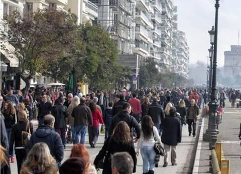 Πεζόδρομος η Λεωφόρος Νίκης στη Θεσσαλονίκη