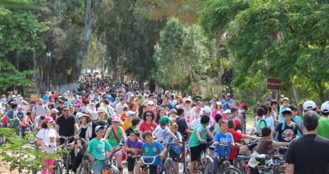 Πρέβεζα: Κοσμοσυρροή στην ποδηλατοπορεία – Έστειλαν το μήνυμα (vid)