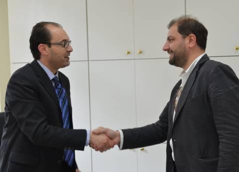 Εκλογές 2014:Οι επισκέψεις του υποψήφιου αντιπεριφερειάρχη της «Συμφωνίας για τη Στερεά»