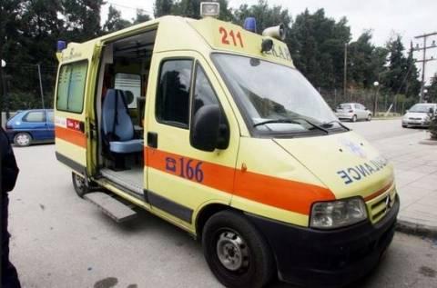 Λέσβος: Τραυματισμός δύο Ελβετών σε τροχαίο ατύχημα